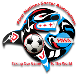Custom Logo - First Nations Soccer Association - F.N.S.A