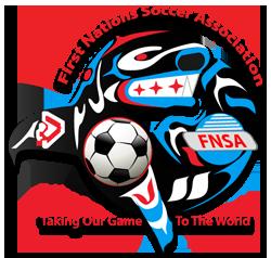 Custom Logo - First Nations Soccer Association - F.N.S.A