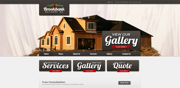 Brookbank Builders Inc.