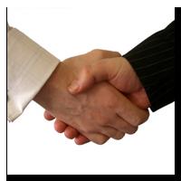 Free Websites Handshake Image